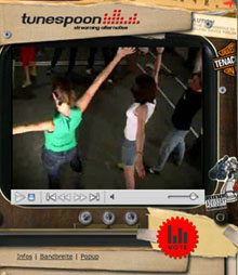 Tunespoon TV