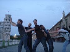 Auch in Pisa tun sie gutes: The Album Leaf