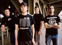 Rise Against am 6.9. live im Abart