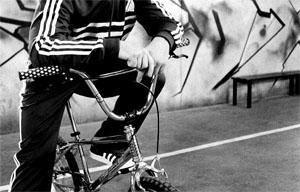 Das Bild mit dem BMX haben alle, diesen Ausschnitt haben nur wir.