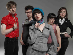 Hipp hipper am hippesten: The Long Blondes