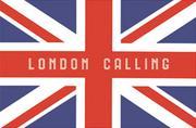 London ruft an. Geht mal wer ran?