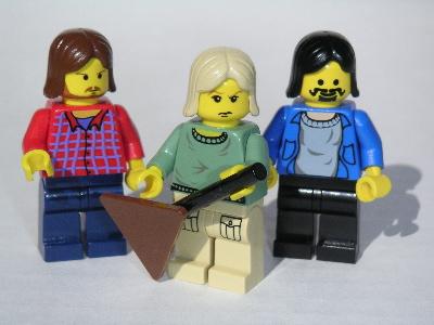 Lego und Nirvana: ein Traumduo
