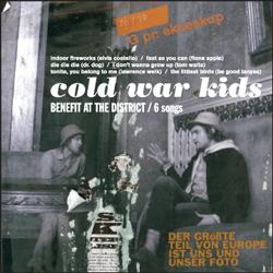 Gratis und gut: Cold War Kids