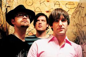 Downloads killed the Album-Star: Ash mit Frontmann Tim Weeler (rechts)