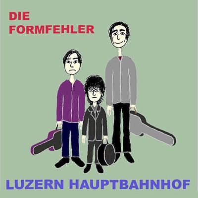 Cover - Die Formfehler