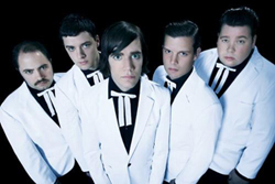 Die heissesten Pinguine der Welt: The Hives