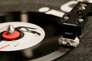 Halb Cd, halb Vinyl