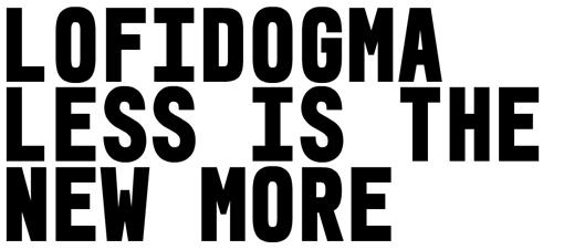 Das beste Radioprogramm der Welt: lofiDogma Radio