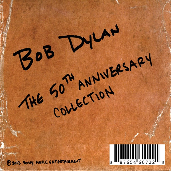 Bod Dylan - 50th Anniversary Collection