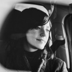 Sharon Van Etten blackwhite